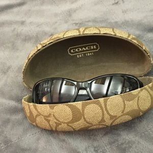 Ladies Coach Sunglasses